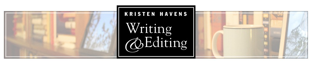 Kristen Havens Writing and Editing